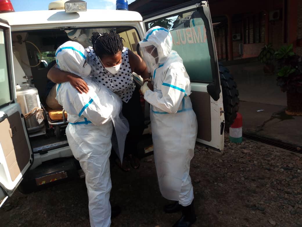 Burundi, COVID-19 Training