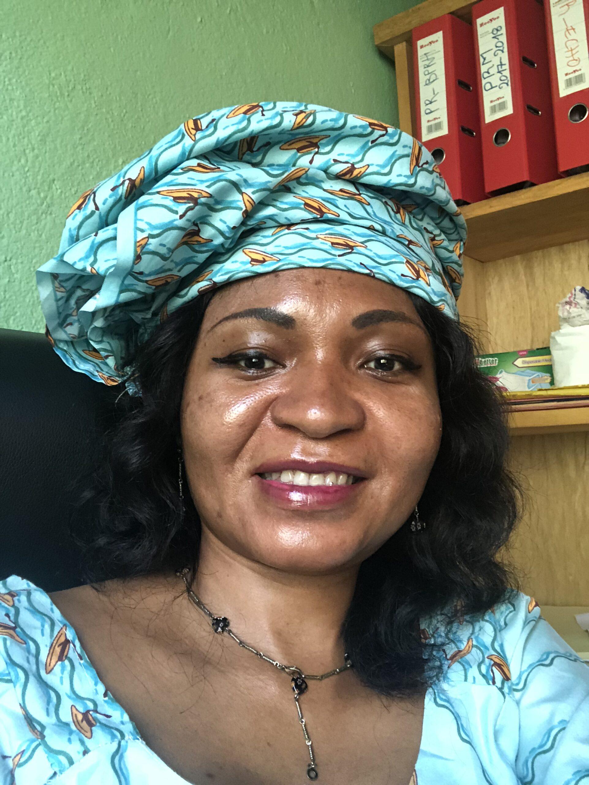 Annick Carole Tchouli Tenkeu