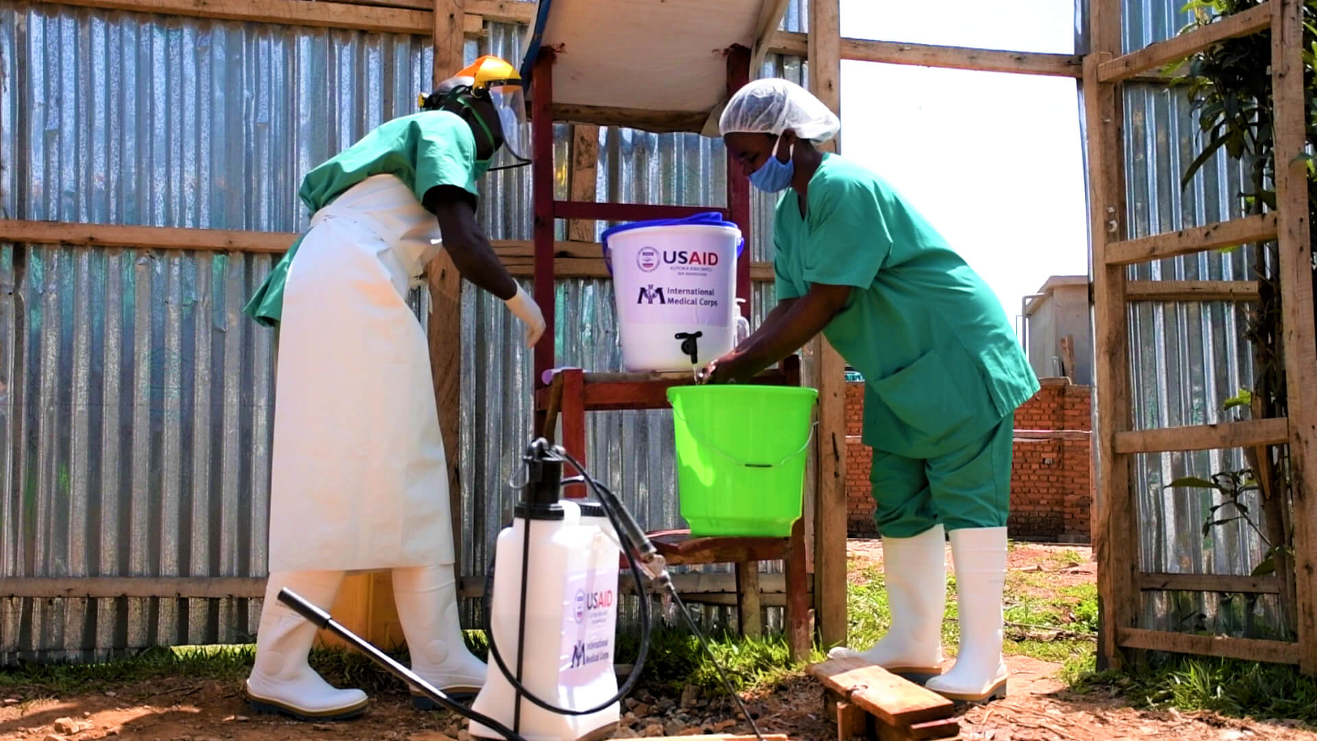 Our teams in the DRC are working with the Ministry of Health to battle new cases of Ebola that emerged in North Kivu.